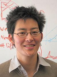 Professor Lena Ting