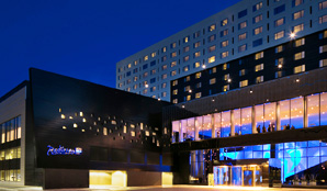 Radisson Blu Mall of America, 2100 Killebrew Dr, Bloomington MN 55425