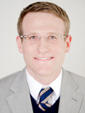 David Darrow, M.D. neurosurgery resident at the University of Minnesota